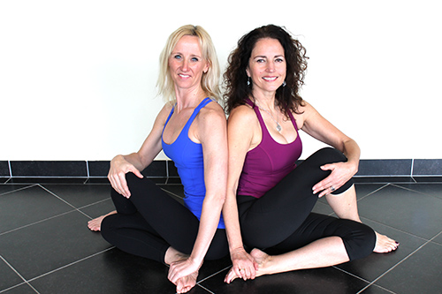 Yoga Prana Debby en Julia 3