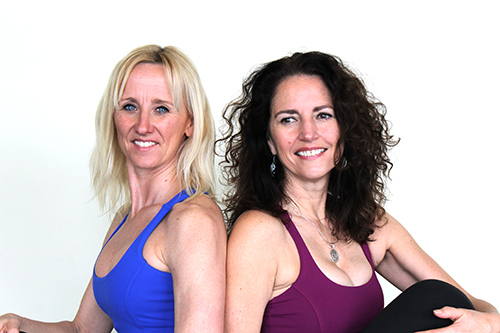 Yoga Prana Debby en Julia 4
