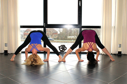 Yoga Prana Debby en Julia